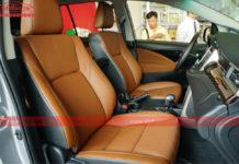 Bọc ghế xe Innova 2017