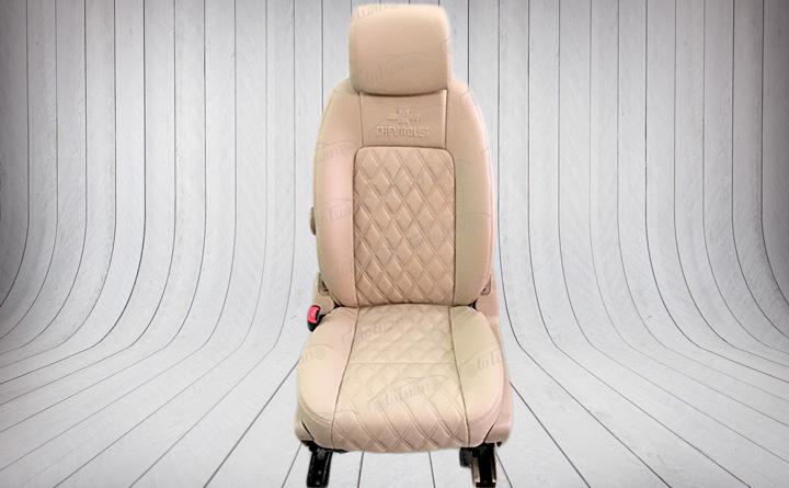 Bọc ghế da Chevrolet Captiva