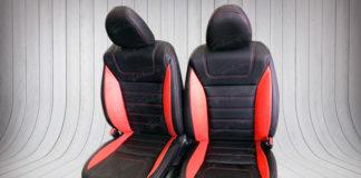 bọc ghế da xe honda city đen đỏ