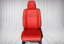 Bọc bghees da xe Honda CRV 2015