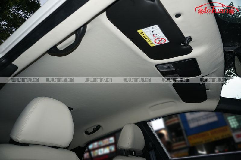 Bọc trần da xe Hyundai i20