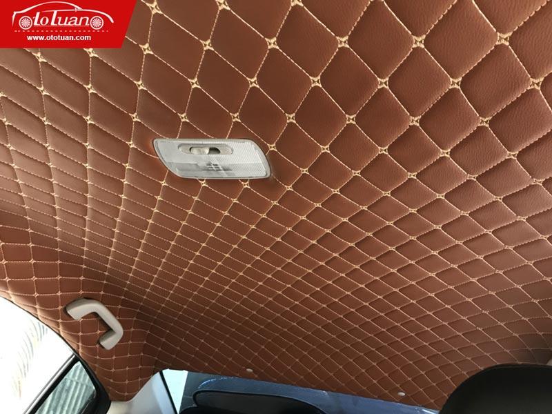 bọc trần xe hơi 5D