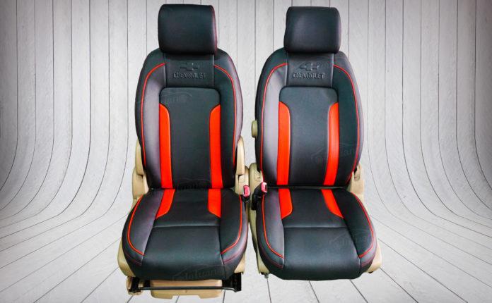 Bọc ghế da xe Chevrolet Captiva