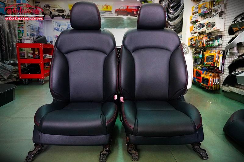 bọc ghế da lexus IS 250