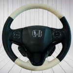 Bọc da vô lăng xe Honda H-RV