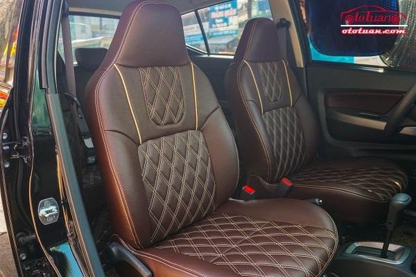Toyota Wigo được nâng cấp nội thất