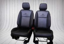 Bọc ghế da xe Ford Everest 2019