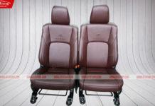 Bọc ghế da xe Innova 2018