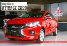 phụ kiện xe mitsubishi attrage 2020