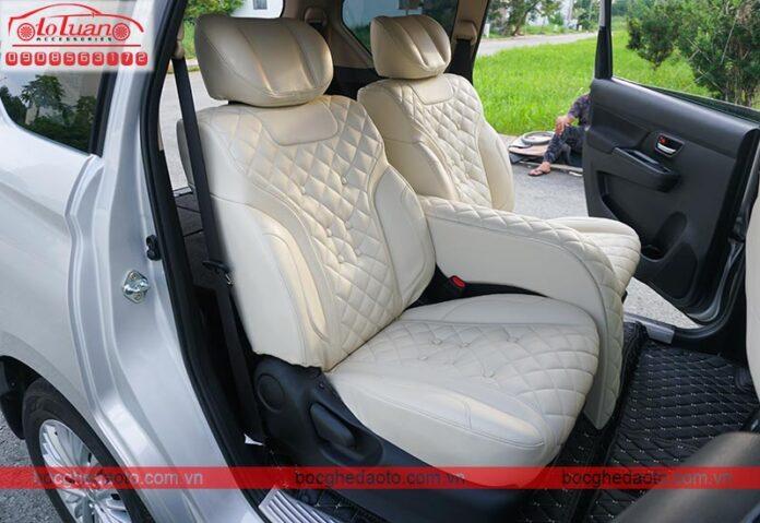 Độ nội thất xe suzuki Ertiga